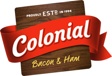 Colonial Bacon logo
