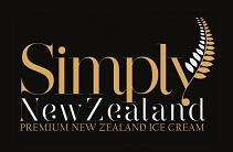 Simply NZ Ice Cream logo